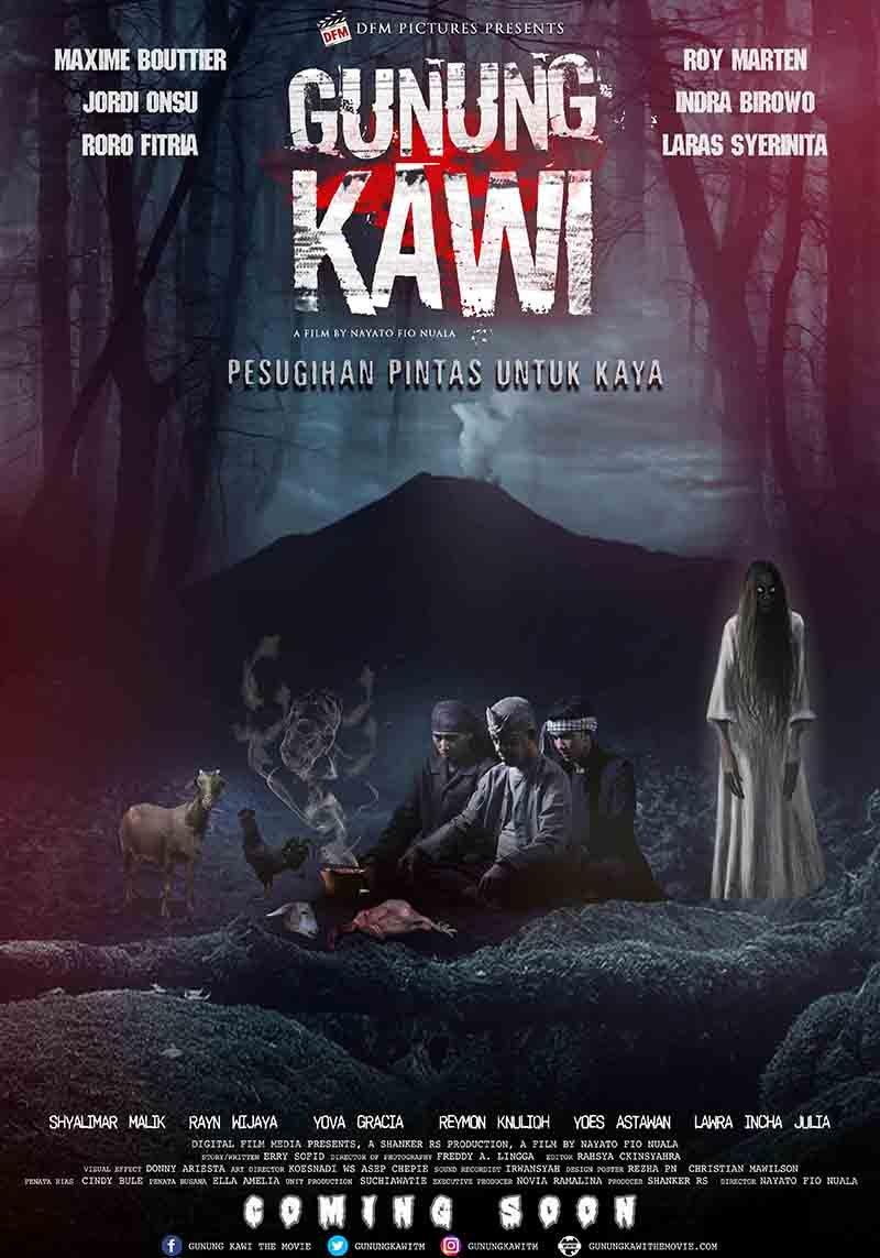 film horor indonesia yang tayang pada bulan maret 2017